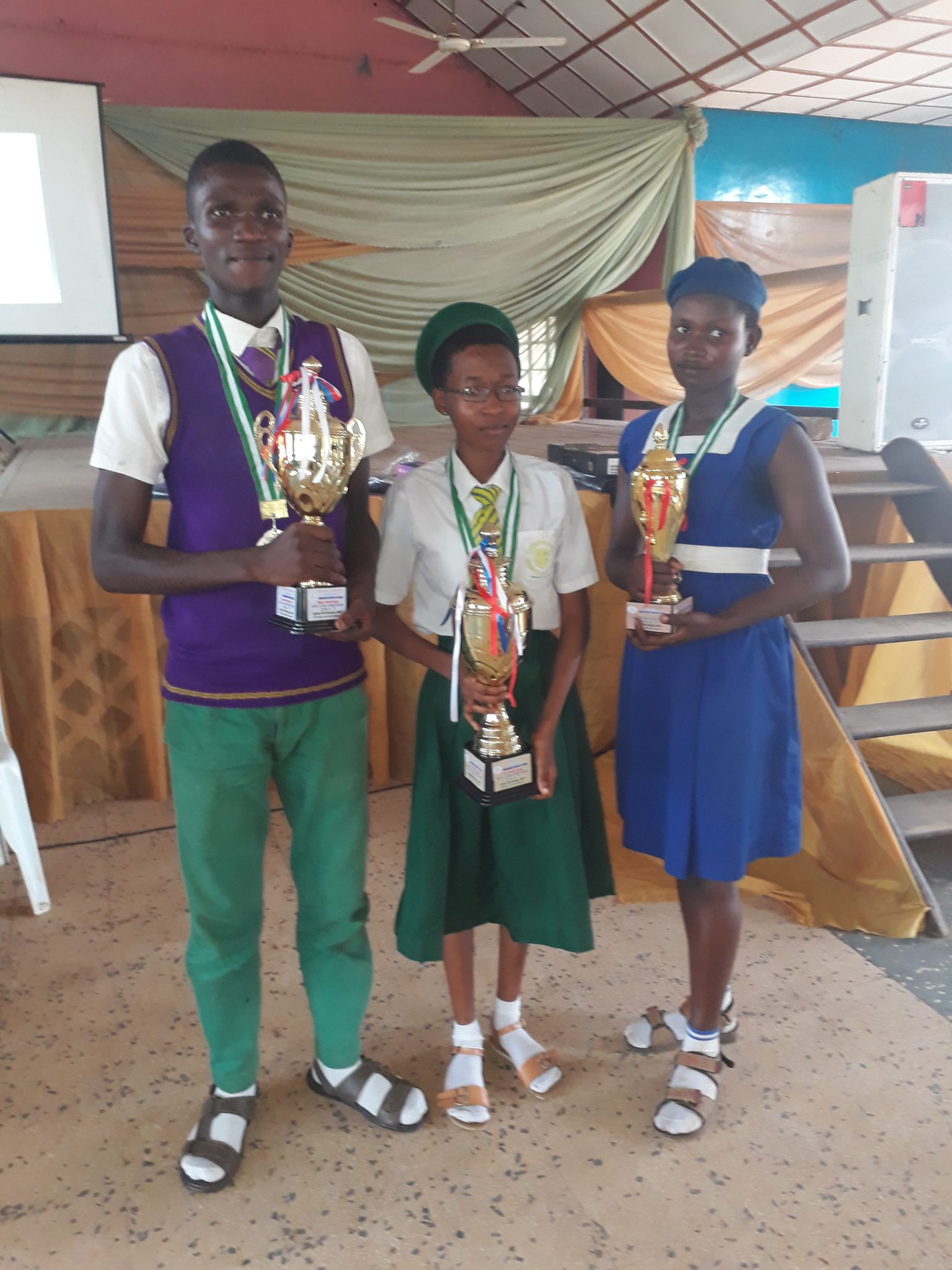 Promoting educaation and knowledge among youths