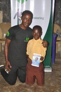 Godknows Atata and Vincent Adeoba